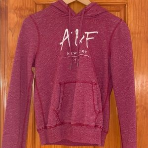 abercrombie&fitch hoodie ny